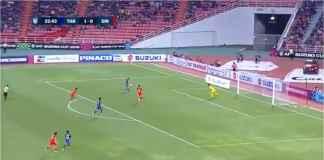 Hasil Thailand vs Singapura Skor 3-0 di Piala AFF