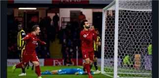 Hasil Watford vs Liverpool Skor 0-3, Gol Hebat Mohamed Salah!