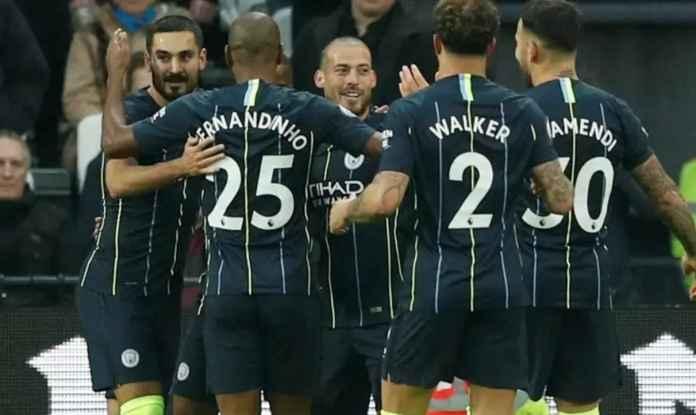 Hasil West Ham vs Manchester City, Liga Inggris