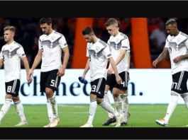Jerman Bisa Terdegradasi di UEFA Nations League, Begini Skenarionya