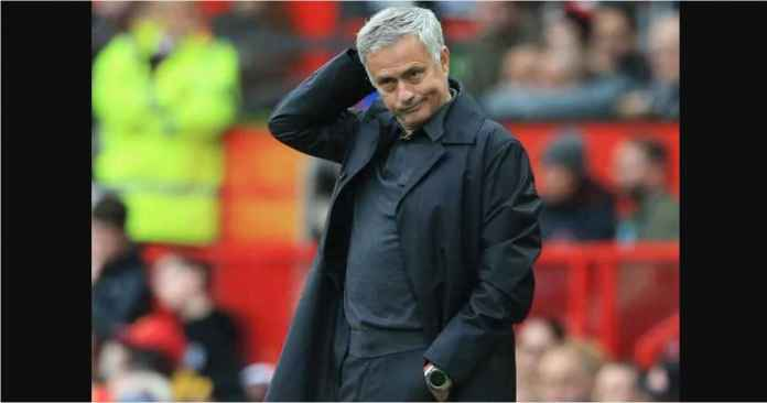 Jose Mourinho Dipecat Jika Gagal Capai Target Ini