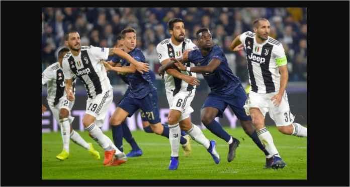 Juventus Tawarkan 3 Pemain ke Manchester United Demi Paul Pogba