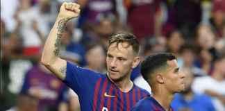 Ivan Rakitic dan Philippe Coutinho Kembali Perkuat Barcelona Hadapi PSV
