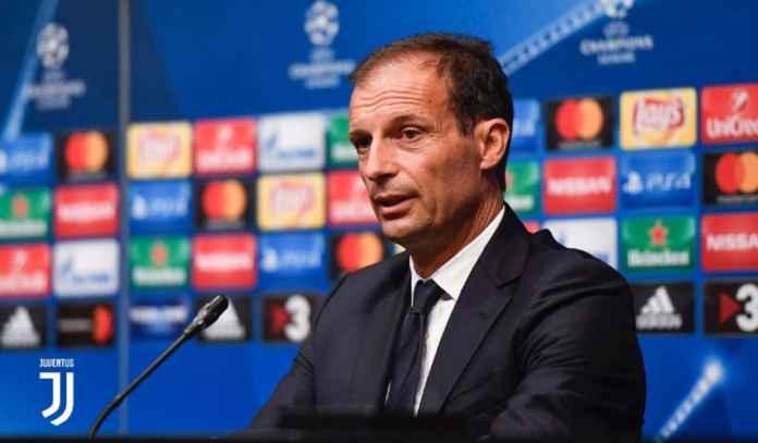 Massimiliano Allegri Tak Jagokan Juventus Juarai Liga Champions