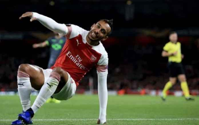Pierre-Emerick Aubameyang Kecewakan Arsenal