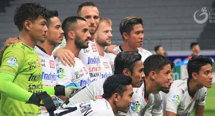 Bali United Tetap Optimistis Lolos ke Kompetisi Asia