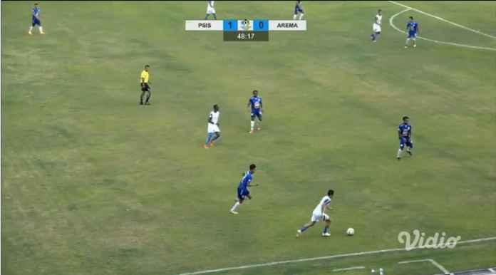 Hasil PSIS Semarang vs Arema FC Skor Akhir 2-1