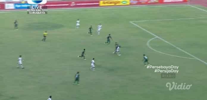 Hasil Persebaya Surabaya vs Persija Jakarta Skor Akhir 3-0