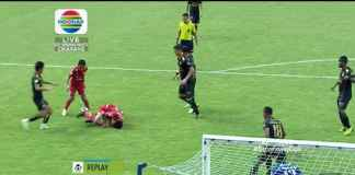 Hasil Persija Jakarta vs Sriwijaya FC Skor 3-2, Macan Kemayoran di Puncak Klasemen