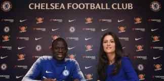N'Golo Kante Teken Kontrak Baru 5 Tahun di Chelsea