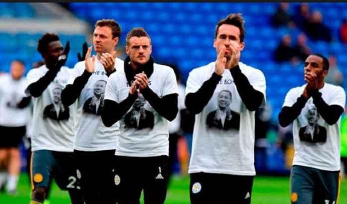 Pemain Leicester City akan Kenakan Jersey Khusus Hormati Vichai