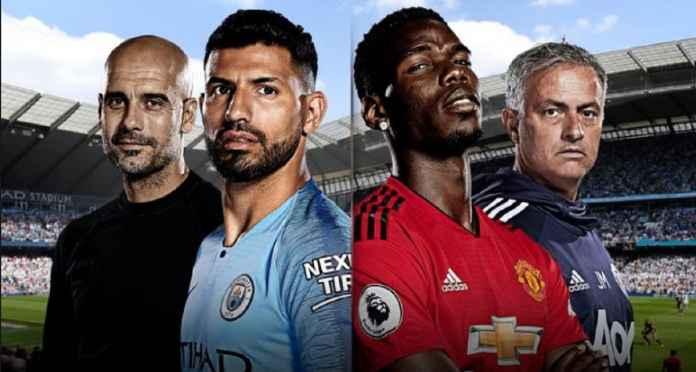 Prediksi Manchester City vs Manchester United 11/11/2018