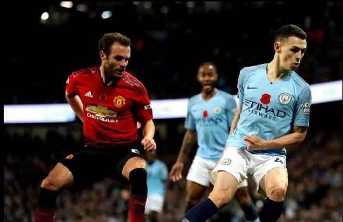 Phil Foden Catatkan Statistik Lebih Baik Dibanding 2 Bintang Manchester United