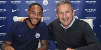 Raheem Sterling Teken Kontrak Baru 3 Tahun di Manchester City