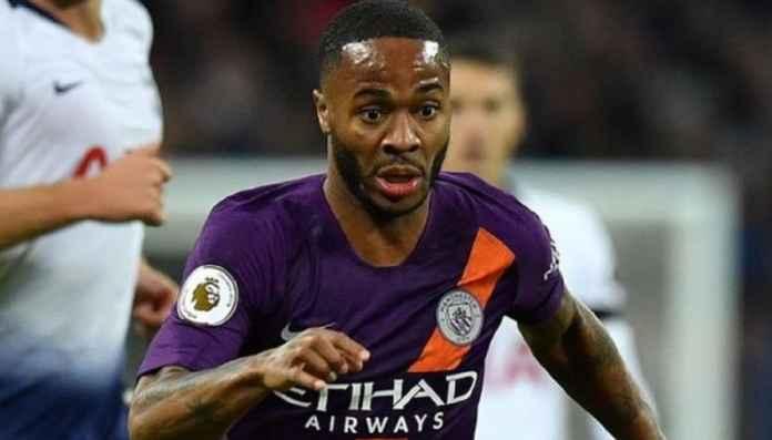 Raheem Sterling Setuju Kontrak Baru 5 Tahun di Manchester City