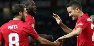 Juan Mata dan Ander Herrera Diskusikan Kontrak Baru di Manchester United