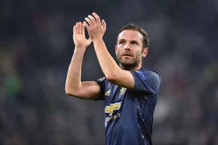 Arsenal Siap Menyambar Juan Mata dari Manchester United