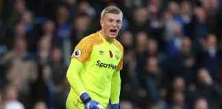 Manchester United Bidik Kiper Everton Gantikan David de Gea