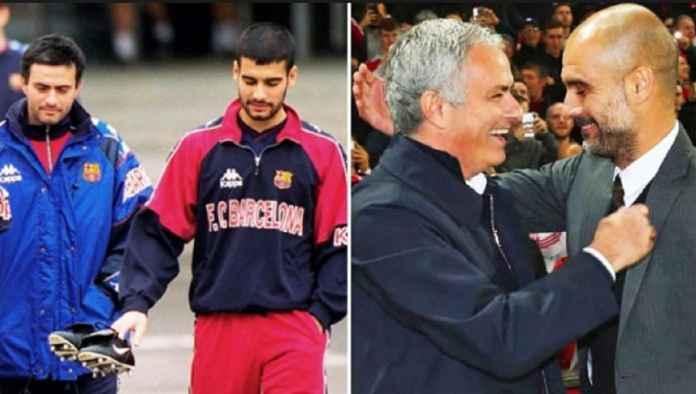 Guardiola Senang Pertengkaran dengan Mourinho Tak Lagi Jadi Berita