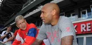 Arsene Wenger Yakin Thierry Henry Butuh Waktu di Monaco