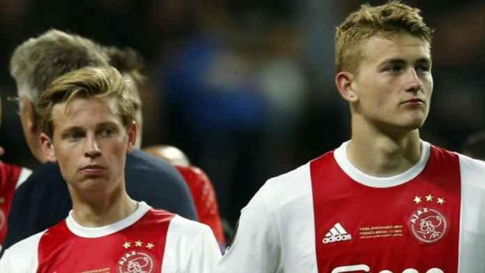 Bintang Ajax Amsterdam Disarankan Gabung Barcelona