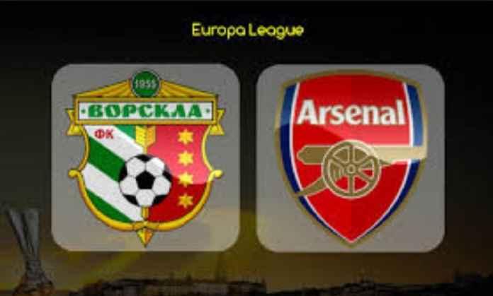 Takut Mati, Laga Liga Europa Vorskla vs Arsenal Dipindahkan