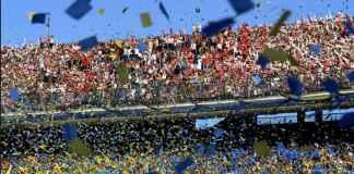 Kerusuhan Suporter River Plate Dorong Argentina Rilis UU Anti Hooliganisme
