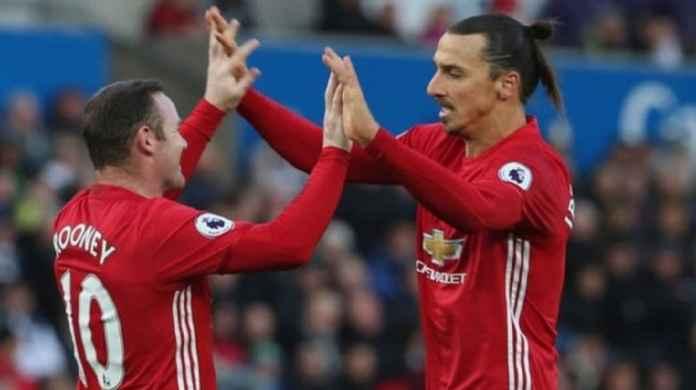 Liga Internasional, MLS, Wayne Rooney, DC United, Zlatan Ibrahimovic, LA Galaxy, Manchester Unirted