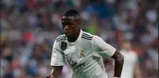 Real Madrid Larang Vinicius Jr Perkuat Timnas Brasil