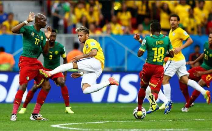 Prediksi Brasil vs Kamerun, Skuad Seedorf akan Kesulitan Tembus Tim Samba
