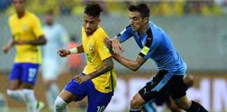 Prediksi Brasil vs Uruguay, Serangan Tumpul Lawan Raja Kebobolan
