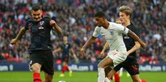 Manchester United Khawatirkan Kondisi Marcus Rashford di UEFA Nations League