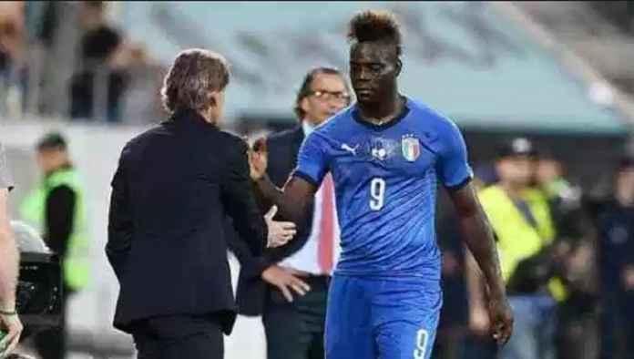 Timnas Italia Panggil Pemain Muda, Minus Mario Balotelli