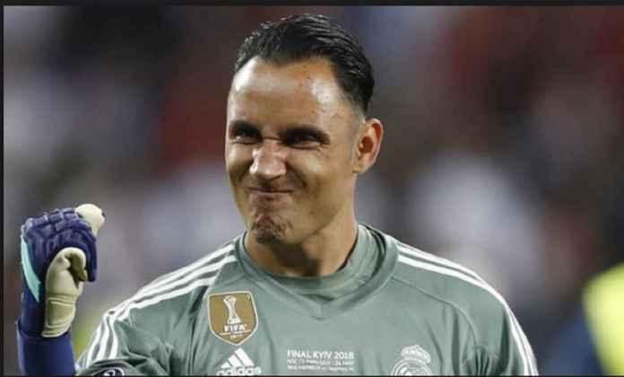 Kiper Real Madrid Keylor Navas Tolak Panggilan Timnas Kosta Rika