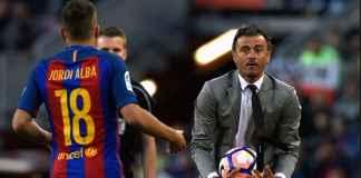 Jordi Alba Angkat Bicara Usai Dipanggil Lagi ke Timnas Spanyol