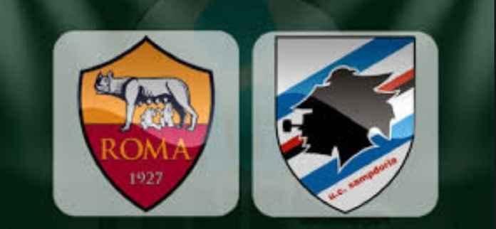 Prediksi AS Roma vs Sampdoria, Giallorossi Manfaatkan Tandang Buruk Lawan