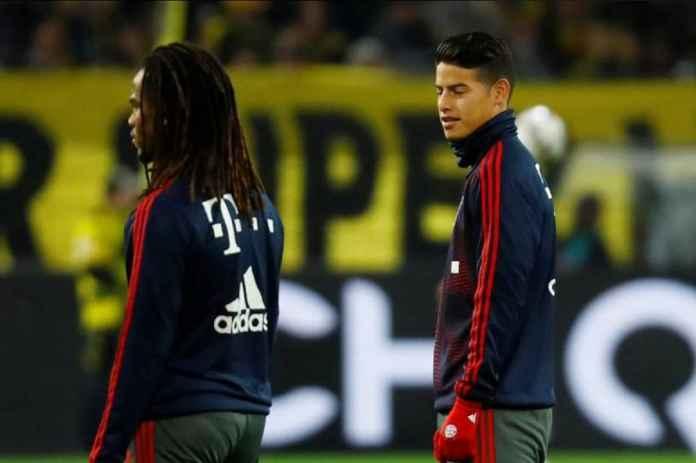Bayern Munchen Batal Permanenkan Status James Rodriguez