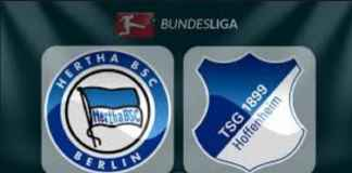 Prediksi Hertha Berlin vs Hoffenheim 24 November 2018