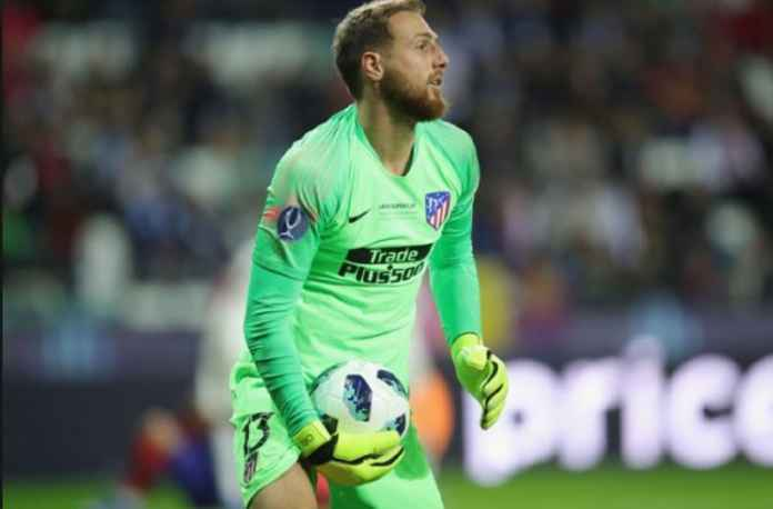 Jan Oblak Capai 100 Clean Sheet di Atletico Madrid