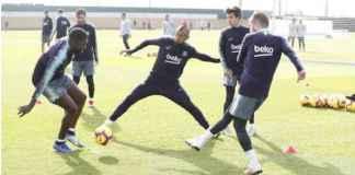 Skuad Barcelona Komplit Jelang Tandang ke Atletico Madrid