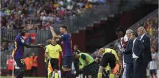 Barcelona Bermasalah di Lini Belakang Saat Hadapi Atletico Madrid