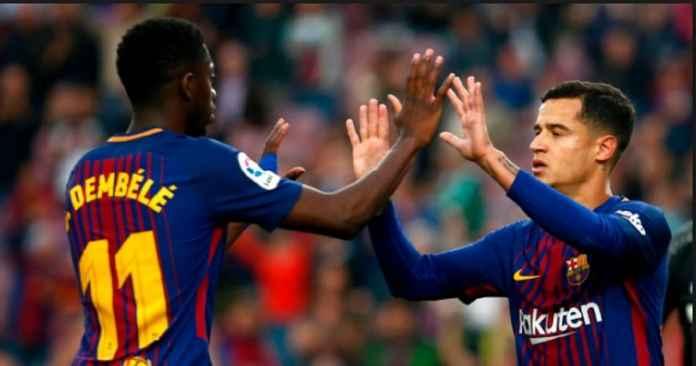 Ousmane Dembele Masuk Skuad Barcelona Kontra Atletico Madrid