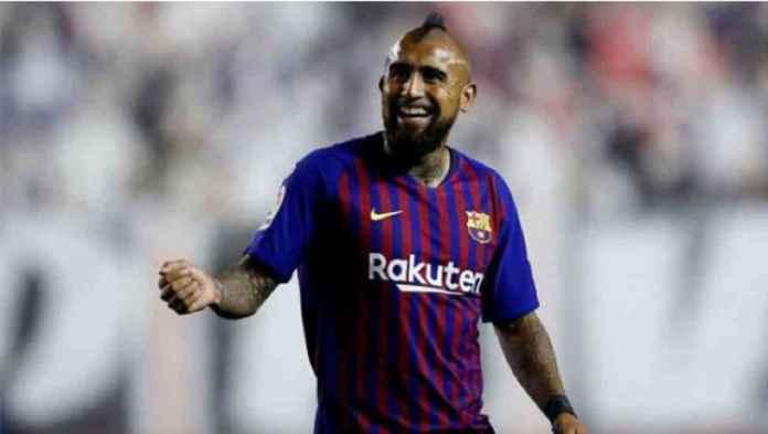 Ivan Rakitic Buka Kesempatan pada Arturo Vidal di Barcelona