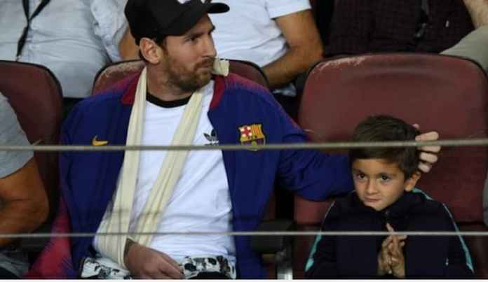 Liga Spanyol, Barcelona, Lionel Messi