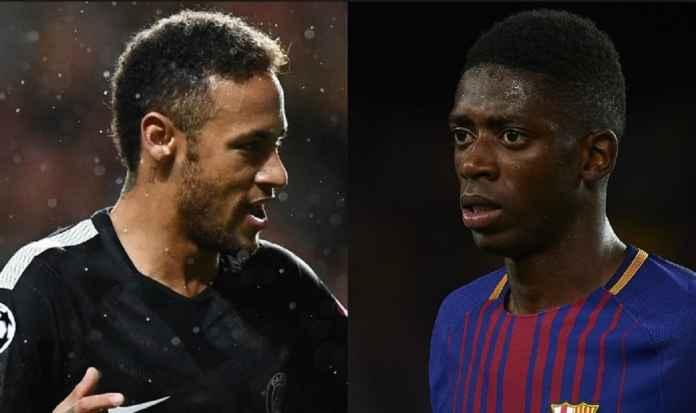 Ousmane Dembele Buka Jalan Bagi Neymar Kembali ke Barcelona