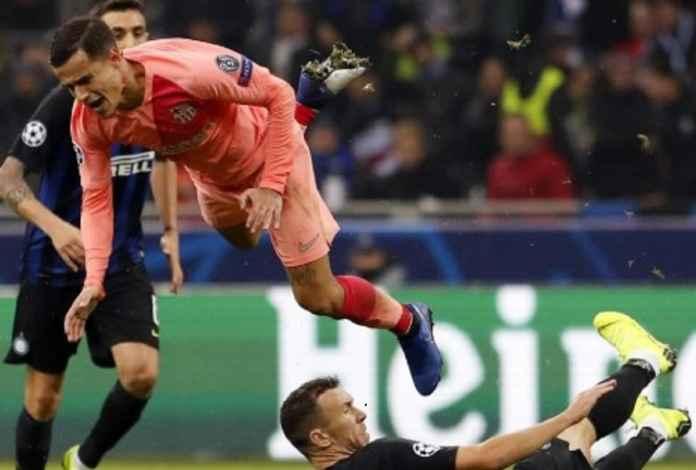 Barcelona Tanpa Philippe Coutinho 3 Pekan Akibat Cedera Hamstring