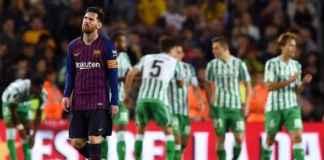 Barcelona Pertama Kali Kalah di Kandang dalam 2 Tahun Terakhir