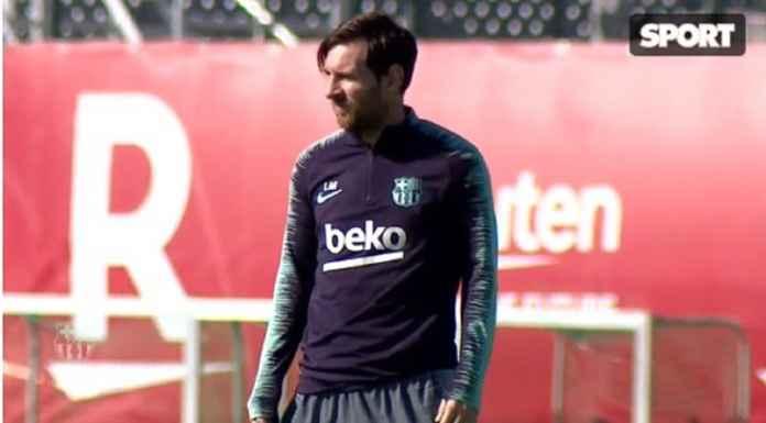 Lionel Messi Belum Pasti Bermain untuk Barcelona Akhir Pekan Ini