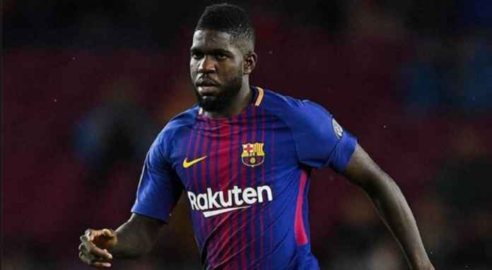 Barcelona Kirim Samuel Umtiti Berobat ke Qatar