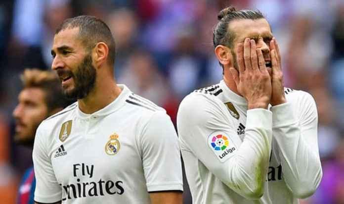 Real Madrid Datangkan Striker Baru, Januari Nanti